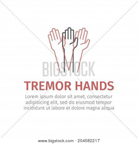 Tremors in hands