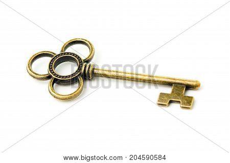 Antique Metal Key
