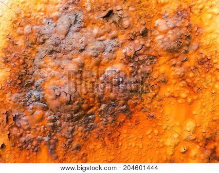 Rust Texture Background Pattern