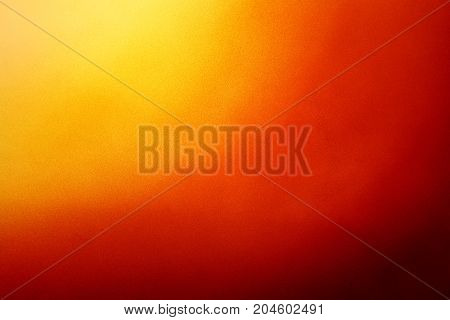 Abstract Red And Yellow Background With Noise