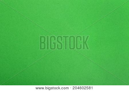 Green Paper Parchment Background With Fibers