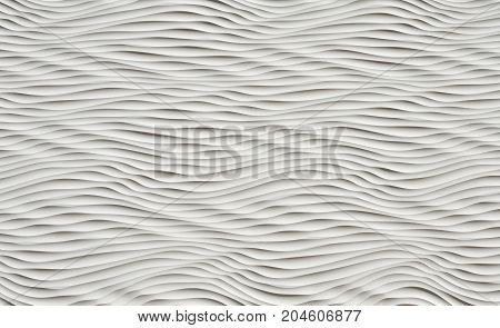 background white wave as a textured area