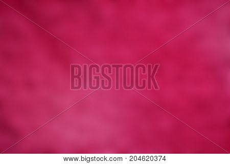 The Beautiful Of  Blurred  Red Light Background