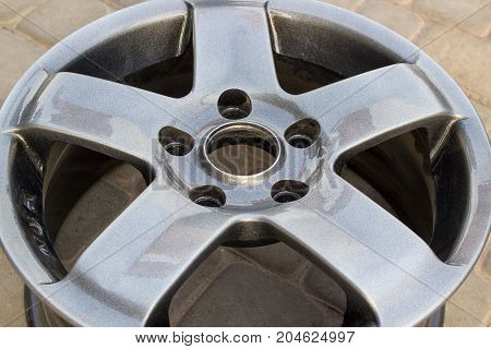 lies the new car disk cast gray