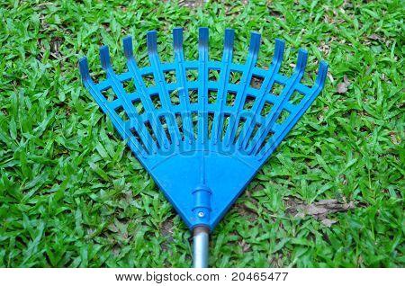 Blue harrow
