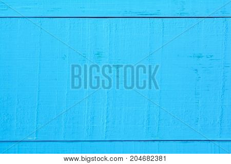 blue wood panel wall with texture and background