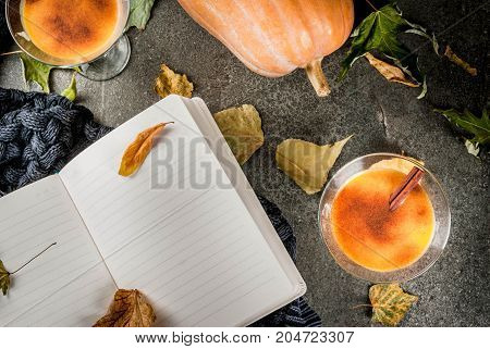 Pumpkin Pie Margarita
