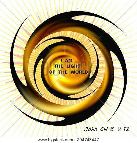 I am the light of the world said Jesus Christ