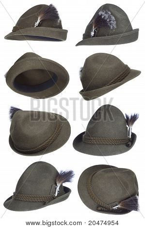 Tirol Hat Collection