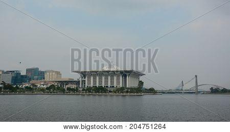 Downtown In Putrajaya, Malaysia