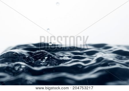 Water is a transparent and nearly colorless chemical substance that is the main constituent of Earth's streams, lakes, and oceans, and the fluids of most living organisms