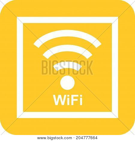 Cafe, wifi, mobile icon vector image. Can also be used for Cafe and Bar. Suitable for mobile apps, web apps and print media.