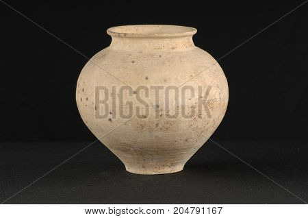 Oriental Antique Ceramic Pot