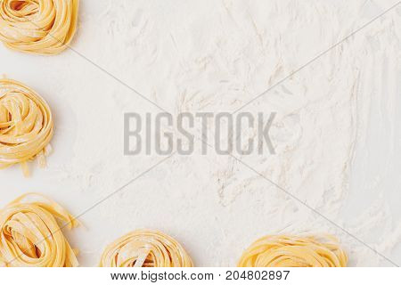 Pasta Nests Frame