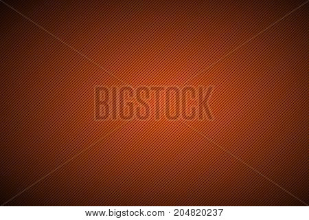 Black and orange abstract background with diagonal stripes vector illustration