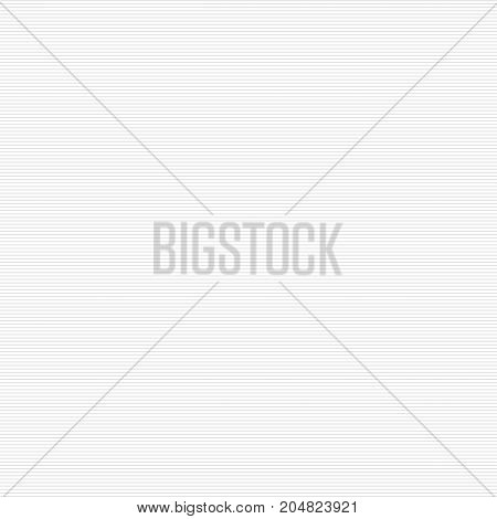 Interference for video and photos. Abstract background pattern of thin lines of white color. Background for your project. Vector illustration
