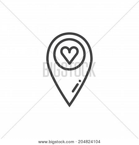 Donation placeholder icon vector, filled flat sign, solid pictogram isolated on white. Charity symbol, logo illustration