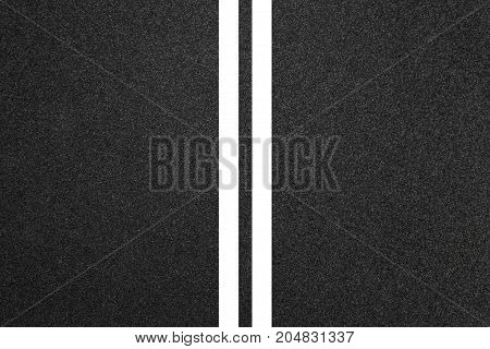 Asphalt As Abstract Background Or Backdrop, Road