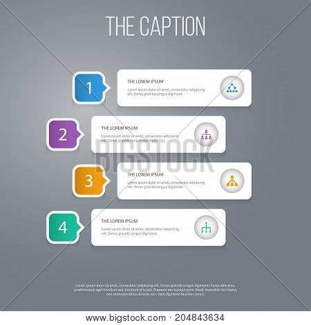 Icon Work Set Of Hierarchy, Structure, Corporate And Other Vector Objects
