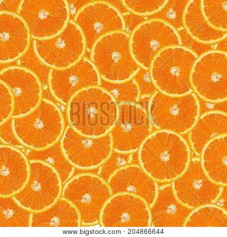 Orange fruit, Orange  fresh slices orange background