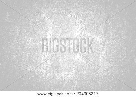 Abstract Background Of Old Cobblestone Pavement Texture With Natural Patterns View From Above. White