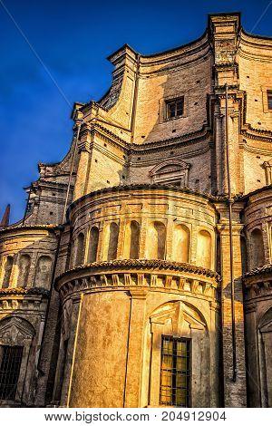 Roman Catholic Church In Parma