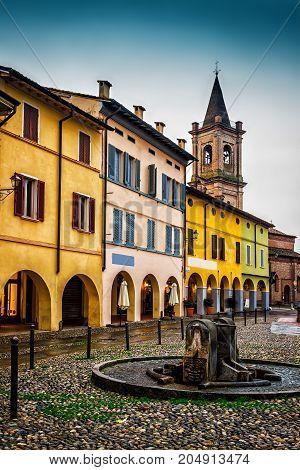 Fontanellato, Emilia-romagna, Italy.