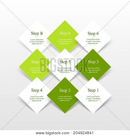 Vector Infographic Template.