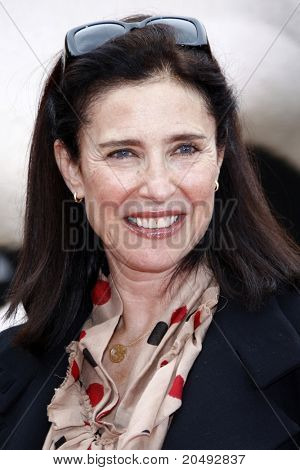 LOS ANGELES - MAY 22:  Mimi Rogers arriving at the