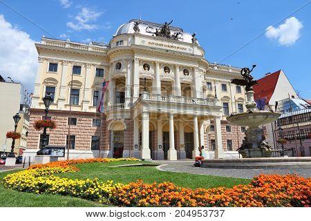 Slovakia National Theatre