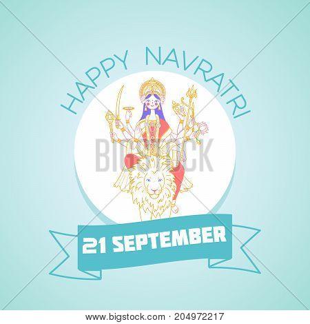 21 September Navratri