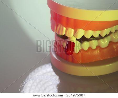 Dental Teeth Dental Pill
