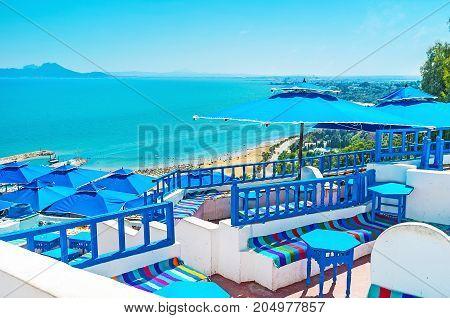 Luxury Resort Of Sidi Bou Said