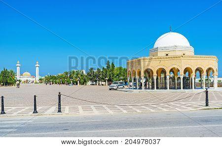 Religious Landmarks Of Monastir