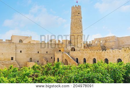 The Garden Of Ribat, Monastir