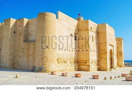 Visit Ribat Of Monastir