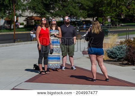 Eclipse Watchers Of 2017