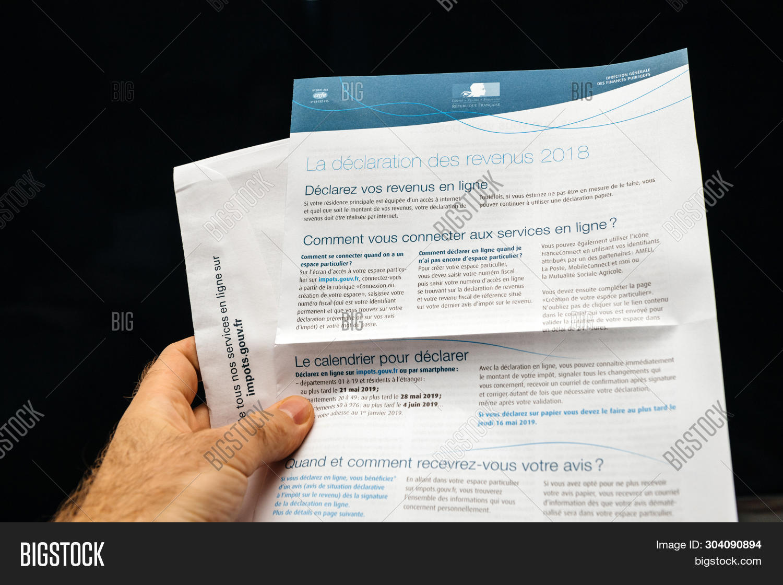 Paris France Apr 9 Image Photo Free Trial Bigstock