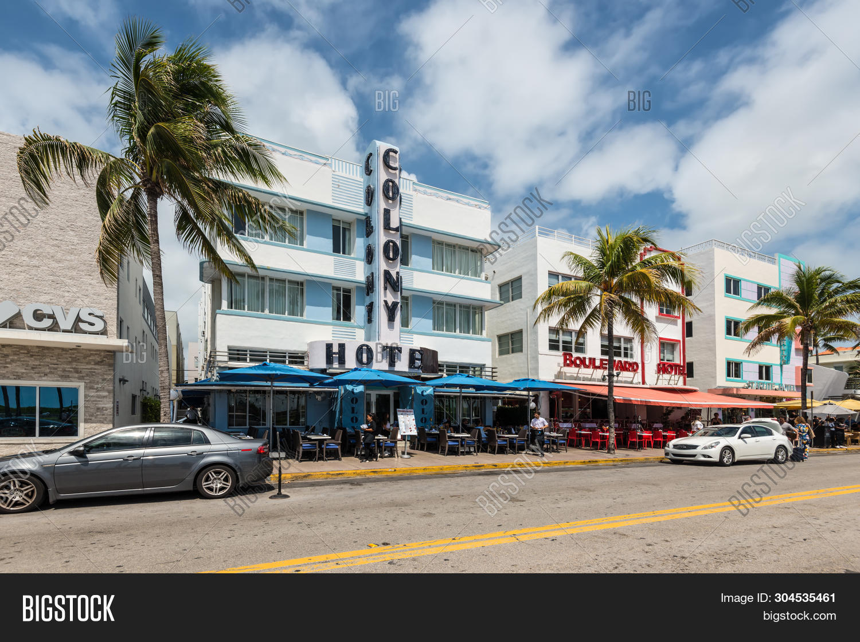 Miami Fl Usa April Image Photo Free Trial Bigstock