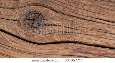 Old Cracked Board, Log With A Bitch, Background