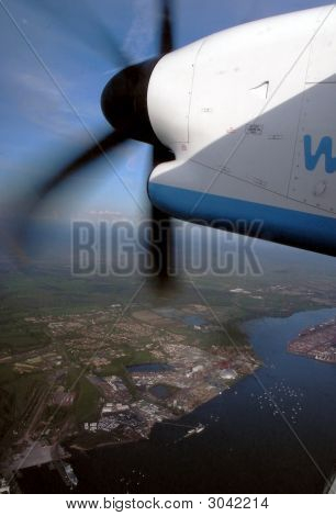 Engine Nacelle Propellor