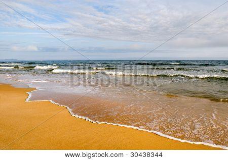 Summer. Sea.Beach.