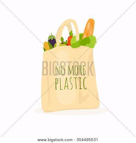 Eco-bag With Sign