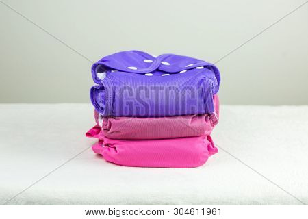 Eco Friendly Washable Textile Diapers.