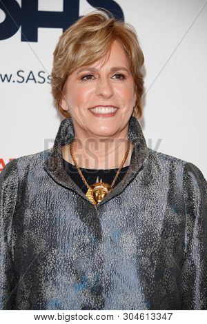 LOS ANGELES - APR 31:  Nancy Richardson, SAS Shoes CEO at the Step Up Inspiration Awards at the Beverly Hilton Hotel on April 31, 2019 in Beverly Hills, CA