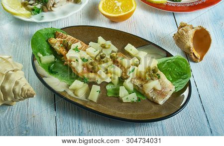 Broiled Snapper With Pineapple Salsa