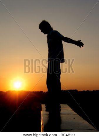 Sunset Suicide