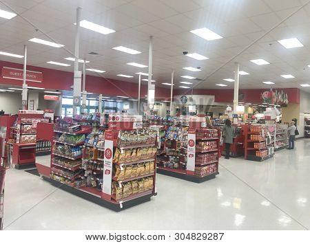 Scottsdale,Az/USA, 01-26-19: Target Corp is the 8th largest retailer in the US and as of 5.26.19, operates 1,851 stores. It is ranked 39 in 2018 Fortune 500 list of the largest US corps by revenue.