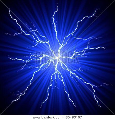 Lightnings Fireball