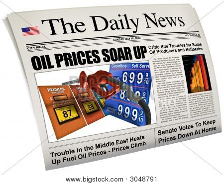 Gasoline High Prices